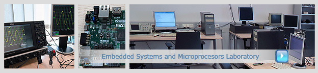 Embedded Systems and Microprocessor Laboratory